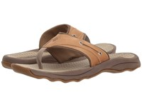 Sperry Outer Banks Thong Sandal Tan Sandals