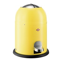 Wesco Single Master Bathroom Bin Lemon Yellow