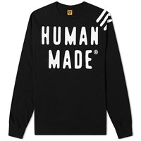 Human Made Long Sleeve Gfft Tee Black