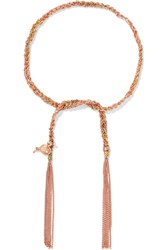Carolina Bucci Celebration Lucky 18 Karat Rose Gold
