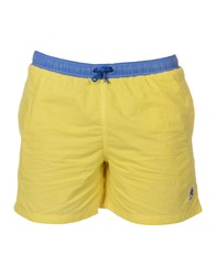 Invicta Swim Trunks Yellow