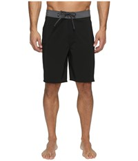 Vans Signal Stretch Boardshorts 20 Black Gravel Men's Swimwear