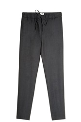 Paul And Joe Drawstring Trousers Grey