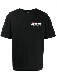 Ktz Classics International Logo T Shirt Black