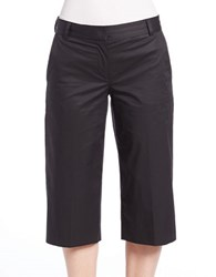 Dkny Long Shorts Black