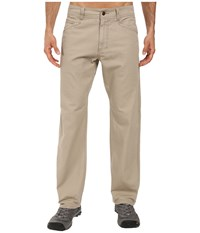 Royal Robbins Billy Goat Five Pocket Pants Khaki Men's Casual Pants