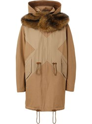 Burberry Hooded Parka 60