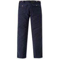Bleu De Paname Fatigue Pant Blue