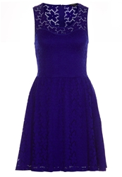 Morgan Rola Cocktail Dress Party Dress Bleu De Chine Blue