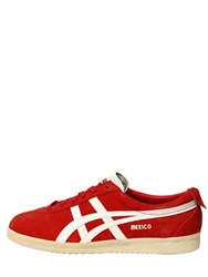 Onitsuka Tiger By Asics Mexico Delegation Suede Sneakers