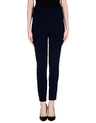 Marc Cain Trousers Casual Trousers Women Dark Blue