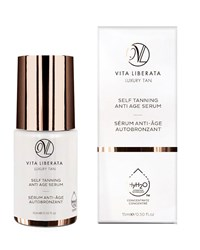 Self Tanning Anti Age Serum 15 Ml Vita Liberata