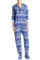 Paul Frank Printed Fleece Jumpsuit Multi