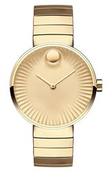 Movado Women's 'Edge' Bracelet Watch 34Mm