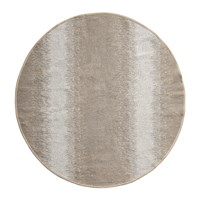 Bloomingville Round Rug Stone