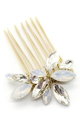 Brides And Hairpins Marianna Comb Gold