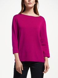 Gerry Weber Three Quarter Sleeve Knit Pink Passion