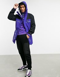 Berghaus Tempest 89 Jacket In Navy Purple