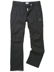 Craghoppers Kiwi Pro Stretch Active Trousers Black