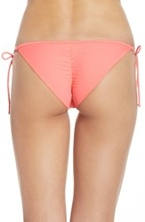Body Glove Women's 'Smoothies Brasilia' Side Tie Bikini Bottoms