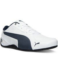 Puma Men's Drift Cat 6 Bmw Nm 2 Casual Sneakers From Finish Line White Bmw Team Blue