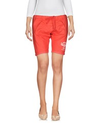 Happiness Bermudas Red