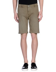 Jcolor Denim Bermudas Military Green