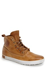 Men's Blackstone 'Jm04' Sneaker Rust Leather