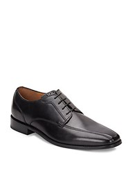 Cole Haan Giraldo Leather Lace Up Dress Shoes Black