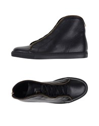 Dirk Bikkembergs Footwear High Tops And Trainers Men Black
