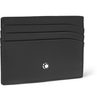 Montblanc Meisterstuck Leather Cardholder Black