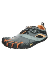 Vibram Fivefingers Spyridon Trail Running Shoes Grey Orange