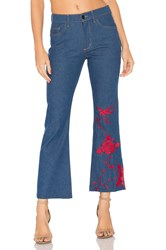 Siwy Emmylou Ankle Flare Jean Cafe De Flore