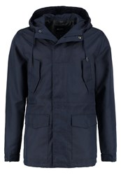 Only And Sons Onsbasel Parka Dress Blues