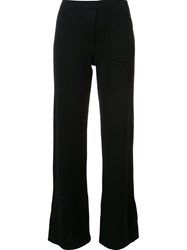Helmut Lang Patch Pocket Trousers Black