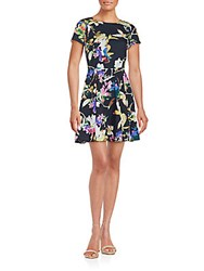 Yumi Kim Tropical Print A Line Dress