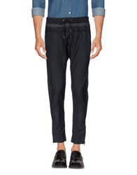 Paolo Pecora Trousers Casual Trousers Lead
