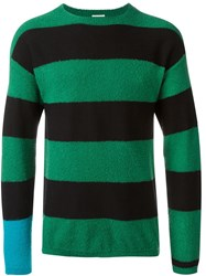 Paul Smith Striped Sweater Black