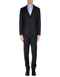 Cantarelli Suits And Jackets Suits Men Steel Grey