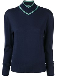 Maggie Marilyn Make A Difference Jumper Blue