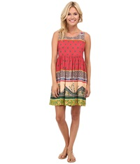 O'neill Britt Dress Multi Colored Women's Dress