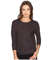 Billabong All Things Crew Off Black Women's Clothing