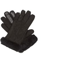 Ugg Carter Smart Sheepskin Gloves Black