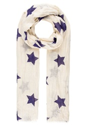 Pepe Jeans Newstar Scarf White