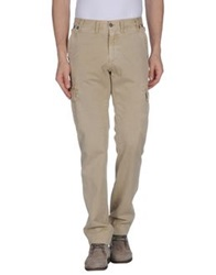Bowery Casual Pants Beige