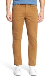 Bonobos 'Bedford Carpenter' Slim Fit Corduroy Pants Beige