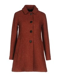 Sealup Coats Red