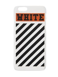 Off White Striped Iphone 6 Case