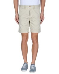 Closed Trousers Bermuda Shorts Men