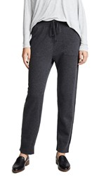 Vince Slouch Jogger Heather Charcoal